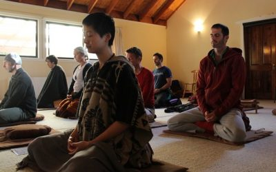 Zen Residential Retreat – Silence and Nonduality